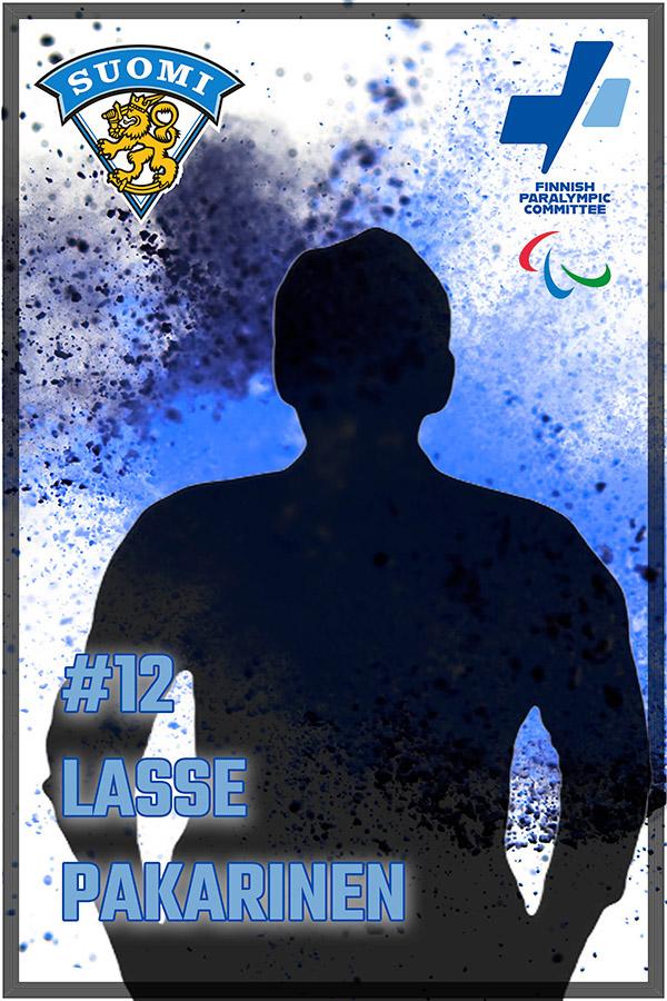 #12 Lasse Pakarinen