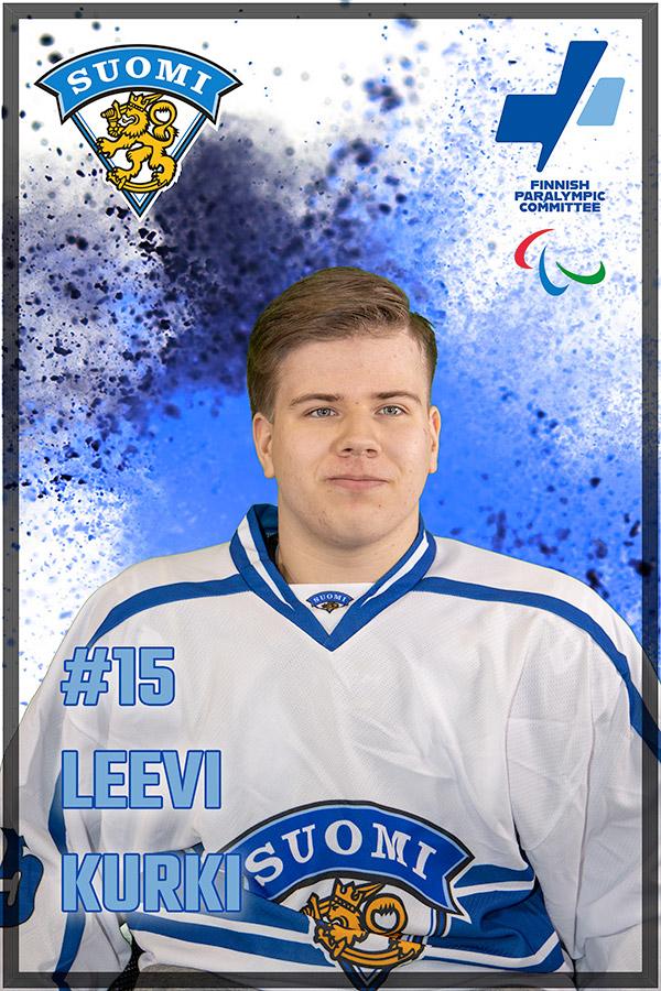 #15 Leevi Kurki