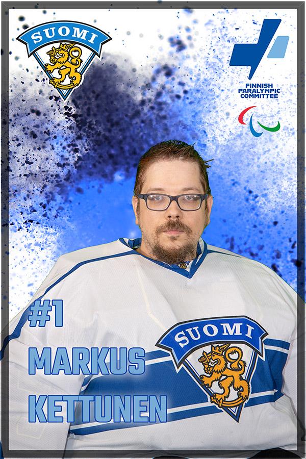 #1 Markus Kettunen