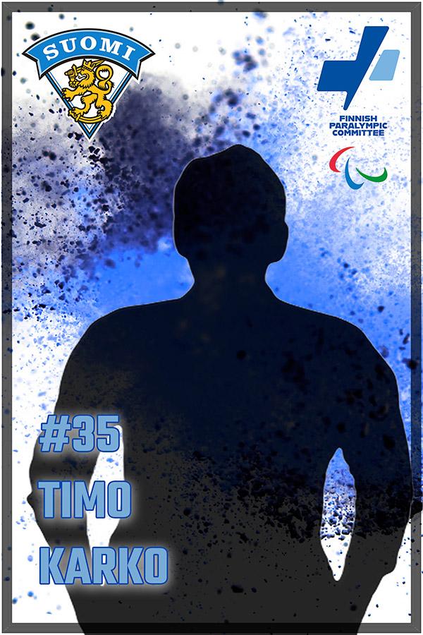 #35 Timo Karko