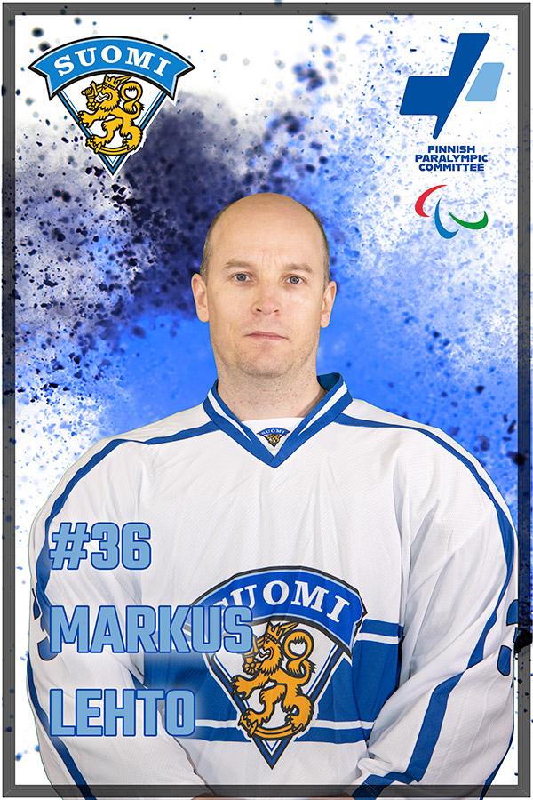 #36 Markus Lehto