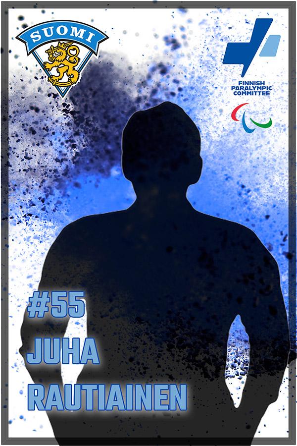 #55 Juha Rautiainen