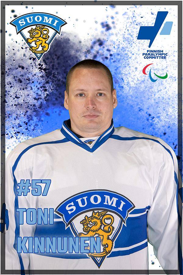 #57 Toni Kinnunen