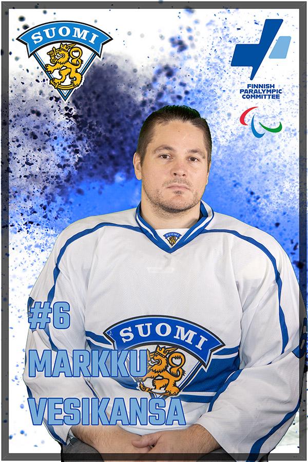 #6 Markku Vesikansa