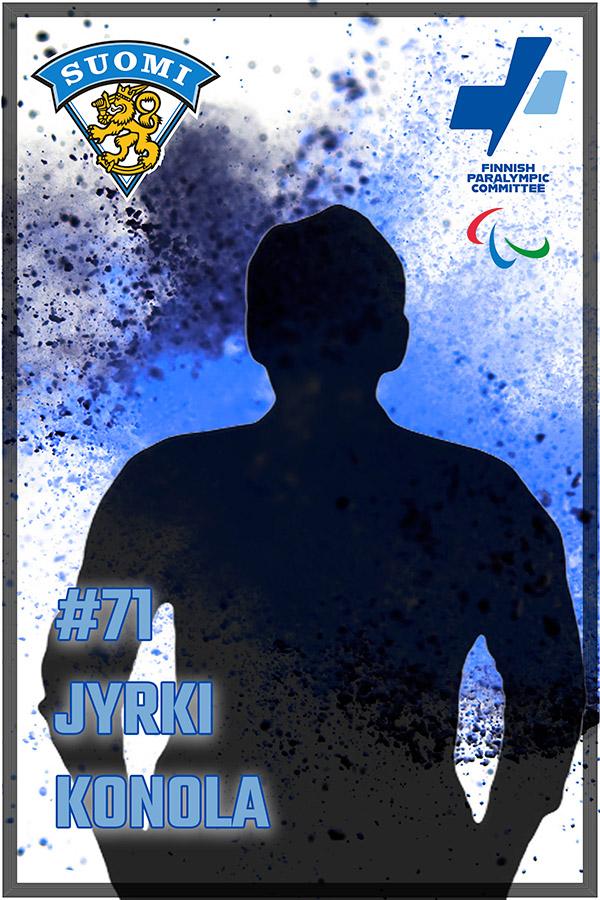 #71 Jyrki Konola
