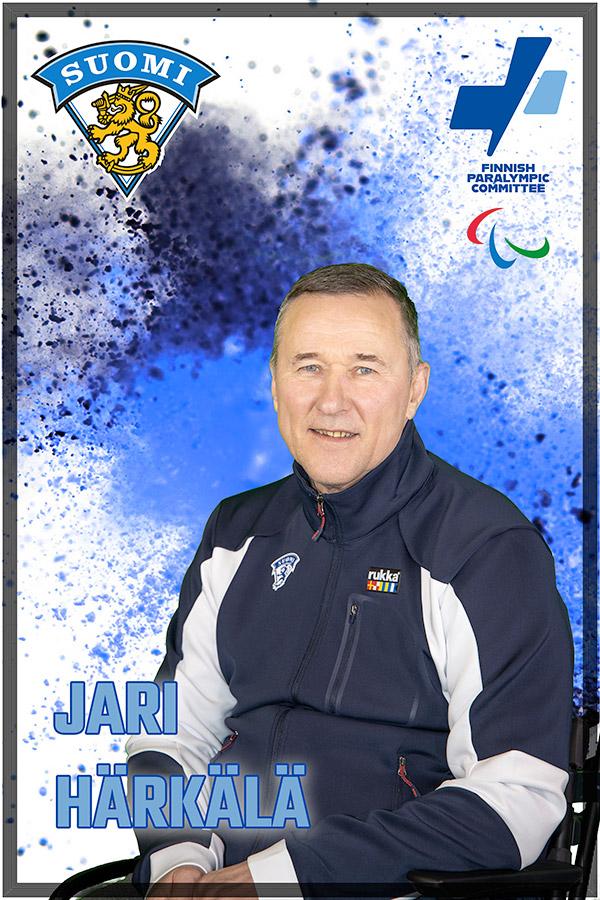Päävalmentaja Jari Härkälä